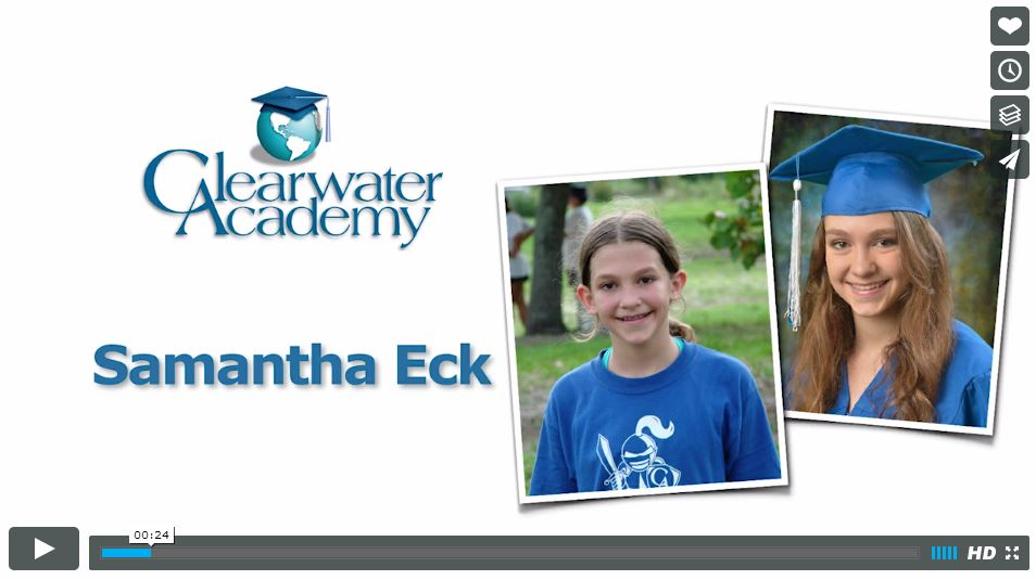 samantha Eck What Our Graduates Say